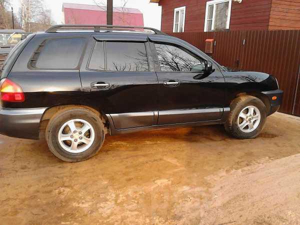 Hyundai Santa Fe, 2000 год, 350 000 руб.