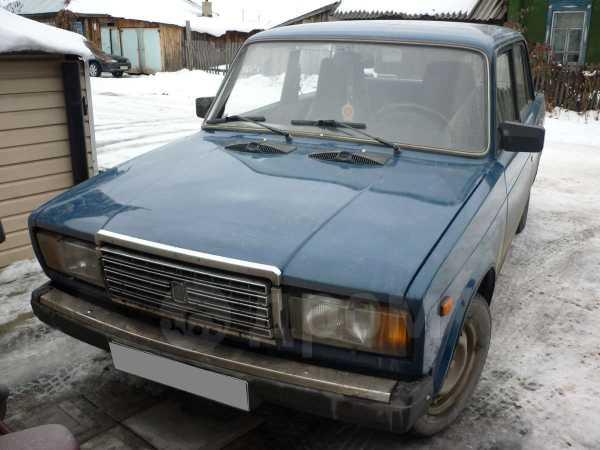 Лада 2107, 1997 год, 60 000 руб.