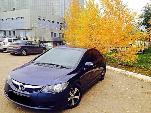 Honda Civic, 2010 год, 470 000 руб.