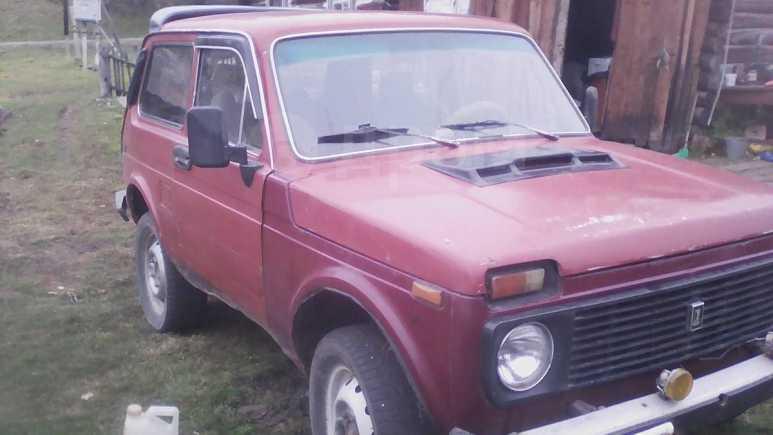 Лада 4x4 2121 Нива, 1991 год, 60 000 руб.