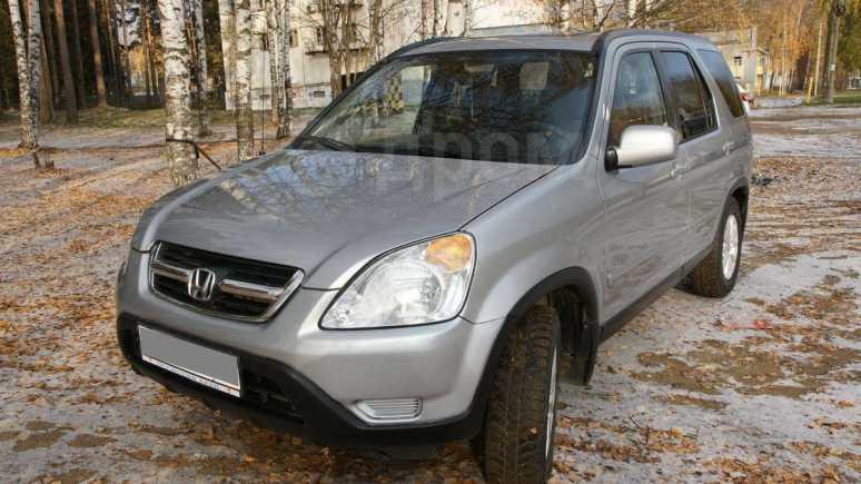 Honda CR-V, 2002 год, 425 000 руб.