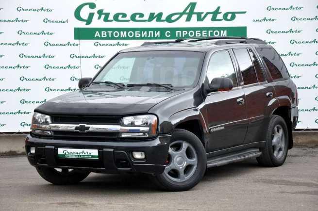 Chevrolet TrailBlazer, 2003 год, 299 000 руб.