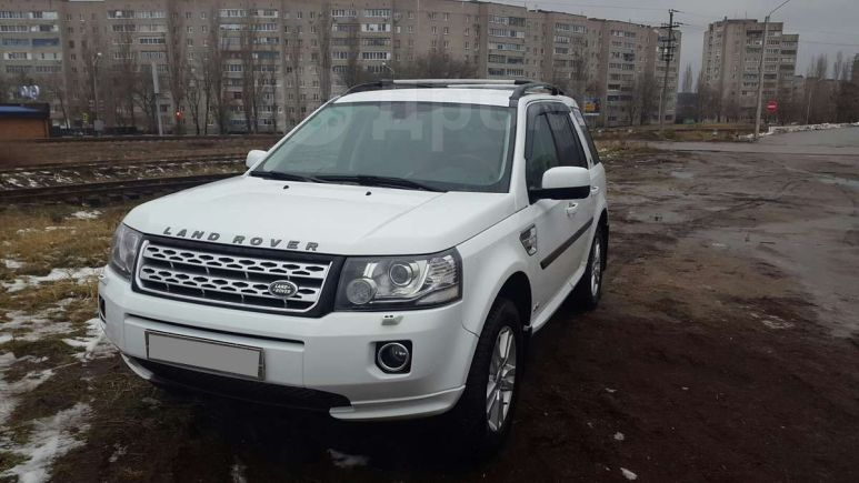 Land Rover Freelander, 2013 год, 1 125 000 руб.