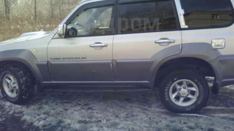 Hyundai Terracan, 2002 год, 400 000 руб.