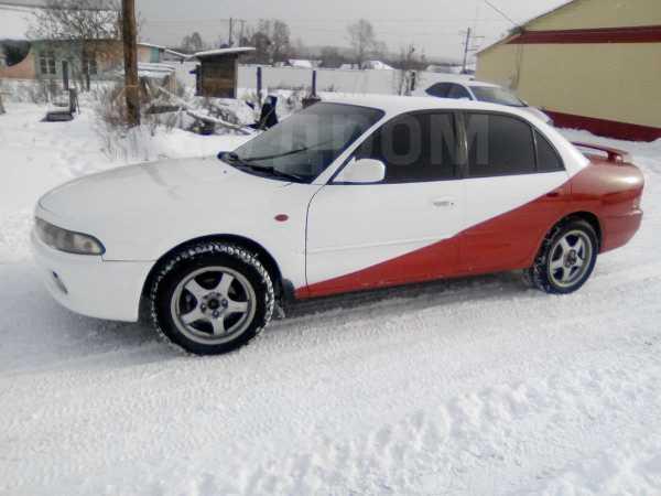Mitsubishi Galant, 1995 год, 150 000 руб.