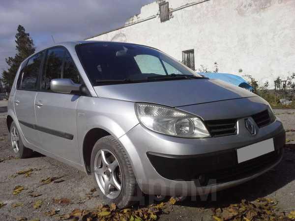 Renault Scenic, 2004 год, 320 000 руб.