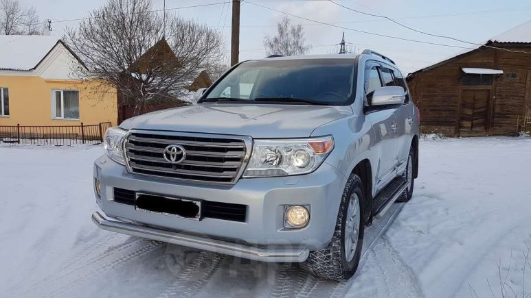 Toyota Land Cruiser, 2013 год, 2 980 000 руб.