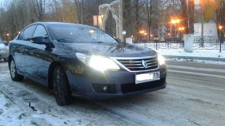 Renault Latitude, 2010 год, 590 000 руб.