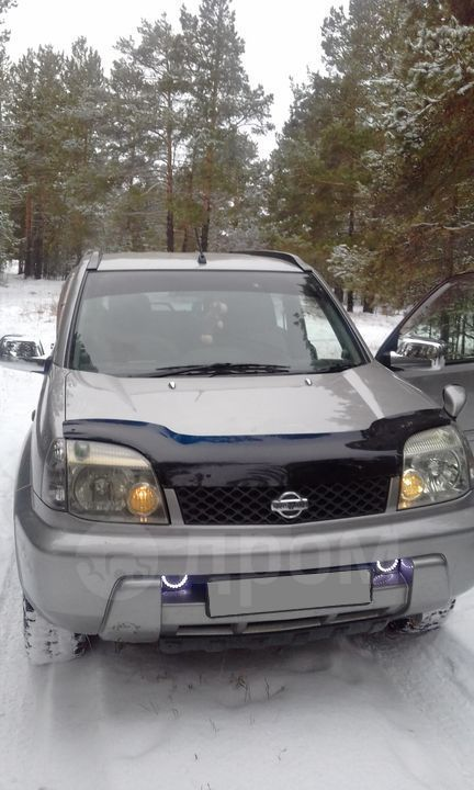 Nissan X-Trail, 2001 год, 440 000 руб.