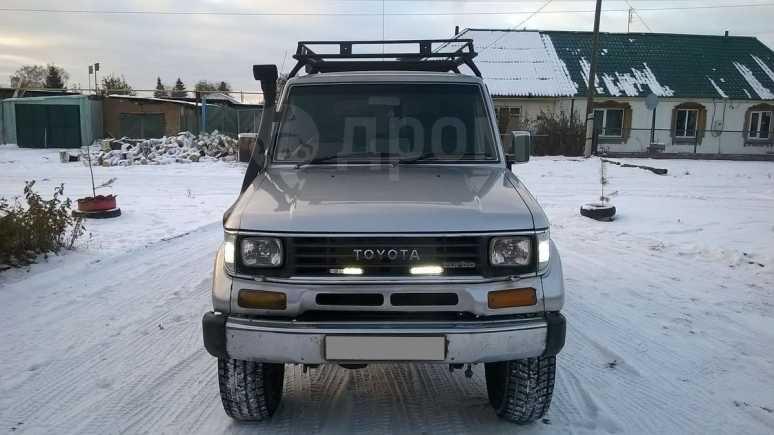 Toyota Land Cruiser Prado, 1991 год, 340 000 руб.