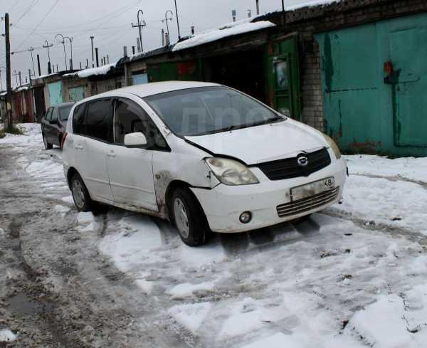 Toyota Corolla Spacio, 2002 год, 150 000 руб.