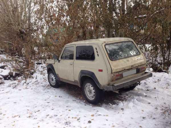 Лада 4x4 2121 Нива, 1984 год, 31 000 руб.