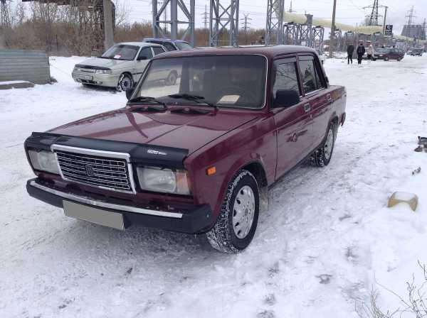 Лада 2107, 2004 год, 54 000 руб.