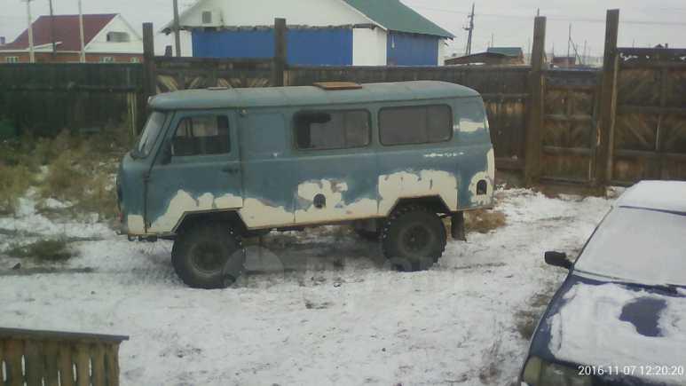 УАЗ Буханка, 2000 год, 170 000 руб.