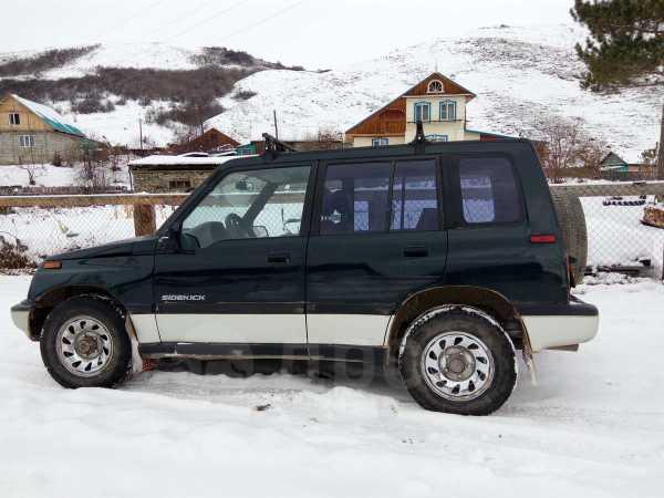 Suzuki Sidekick, 1995 год, 250 000 руб.