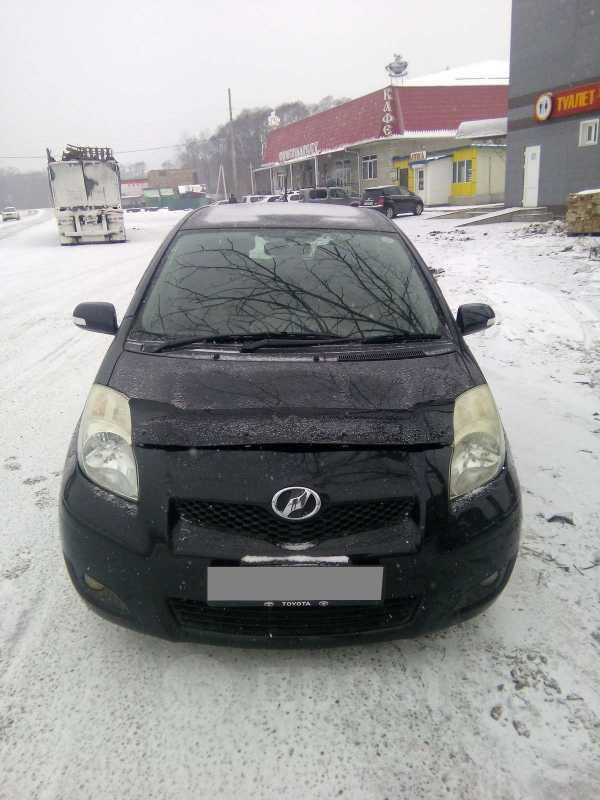 Toyota Vitz, 2008 год, 310 000 руб.