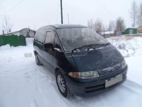 Toyota Estima Emina, 1995 год, 220 000 руб.