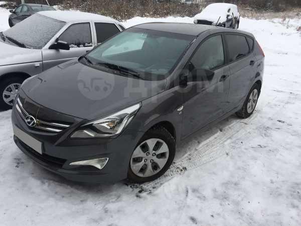 Hyundai Solaris, 2015 год, 485 000 руб.
