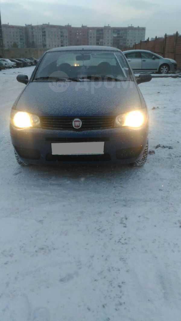 Fiat Albea, 2011 год, 260 000 руб.