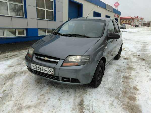 Chevrolet Aveo, 2008 год, 193 000 руб.