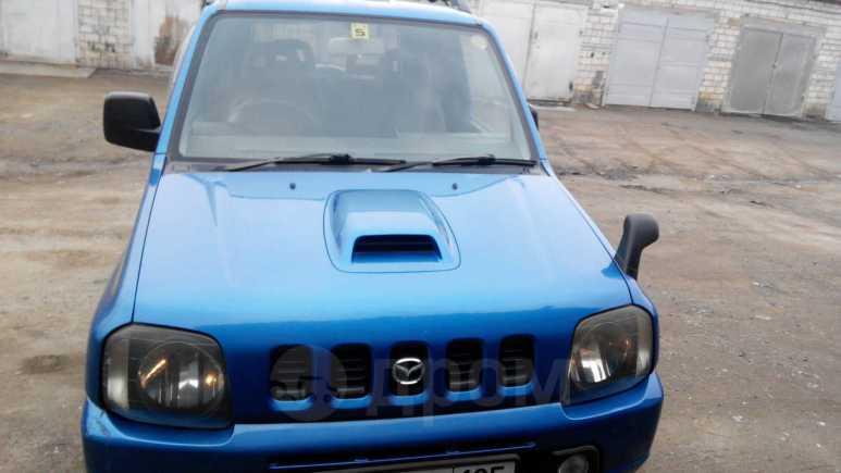 Mazda AZ-Offroad, 2001 год, 250 000 руб.