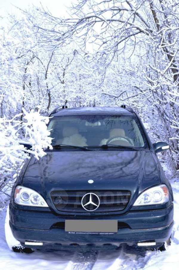 Mercedes-Benz M-Class, 2002 год, 425 000 руб.