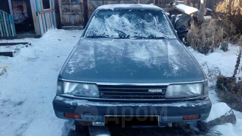 Mazda 929, 1988 год, 58 000 руб.