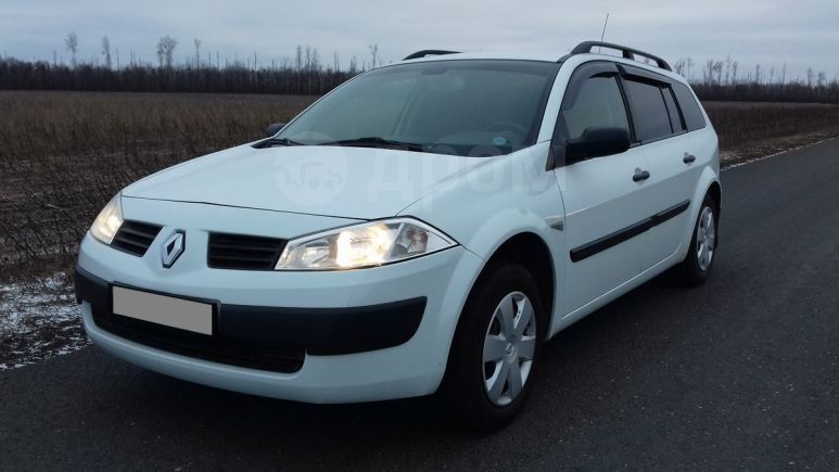 Renault Megane, 2004 год, 235 000 руб.