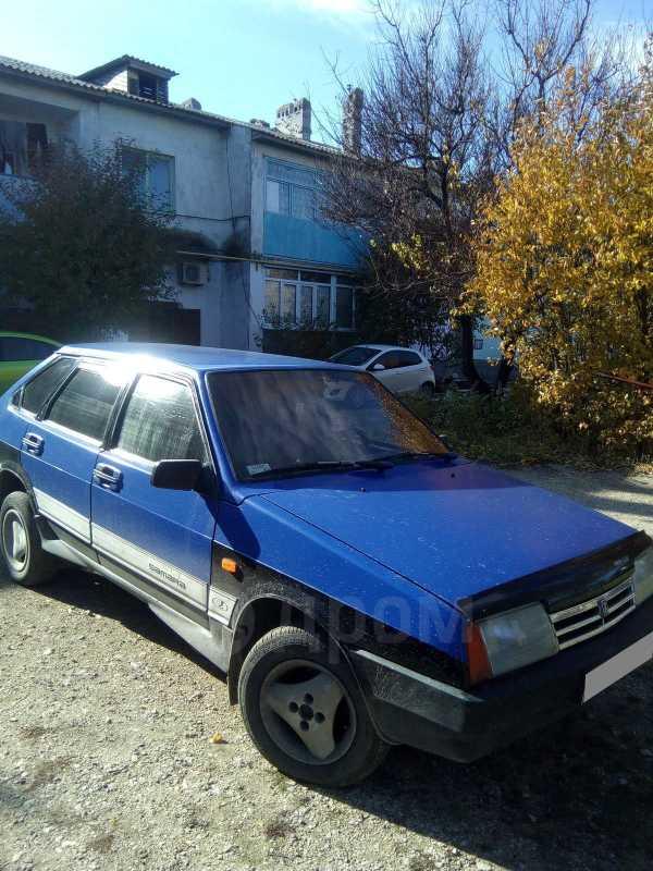 Лада 2109, 1989 год, 65 000 руб.
