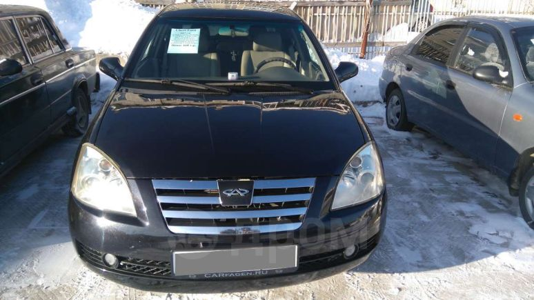 Chery Fora A21, 2007 год, 168 000 руб.