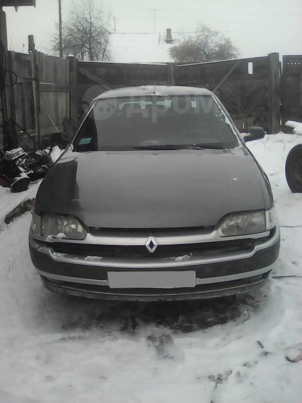 Renault Safrane, 1993 год, 50 000 руб.