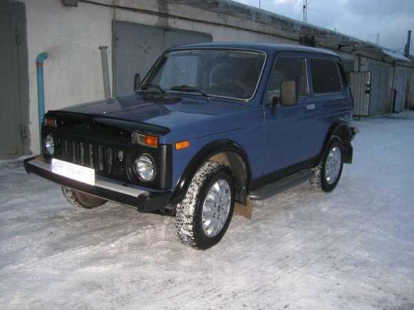 Лада 4x4 2121 Нива, 2007 год, 210 000 руб.