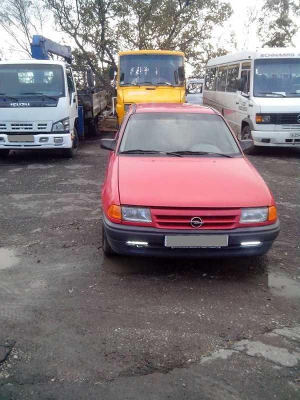 Opel Astra, 1992 год, 135 000 руб.