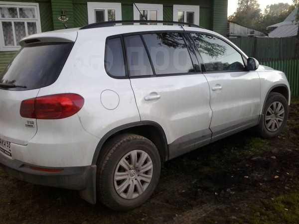Volkswagen Tiguan, 2016 год, 1 160 000 руб.