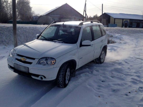 Chevrolet Niva, 2014 год, 480 000 руб.