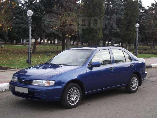 Nissan Almera, 1998 год, 165 000 руб.