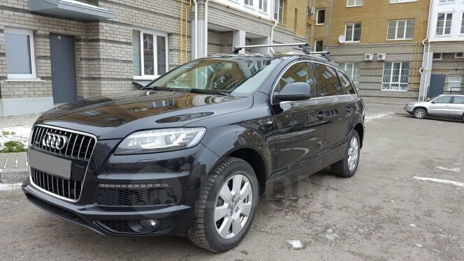 Audi Q7, 2010 год, 1 650 000 руб.