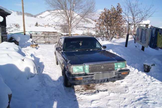 Toyota Crown, 1988 год, 85 000 руб.