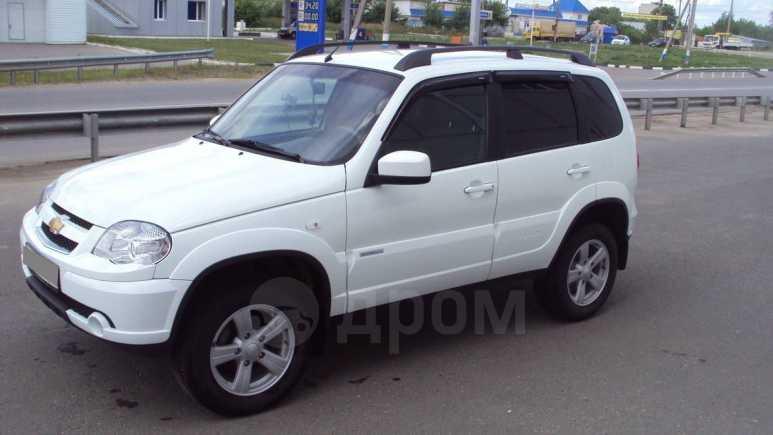 Chevrolet Niva, 2014 год, 555 000 руб.