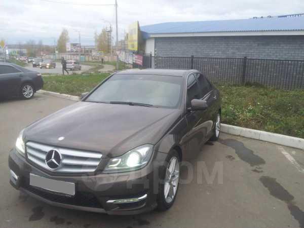 Mercedes-Benz C-Class, 2013 год, 1 180 000 руб.