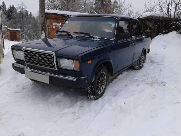 Лада 2107, 2006 год, 63 000 руб.