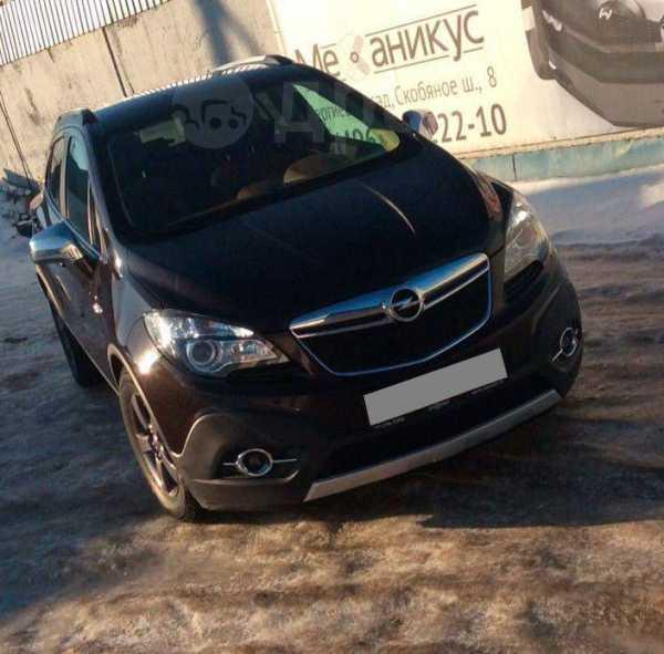 Opel Mokka, 2013 год, 865 000 руб.