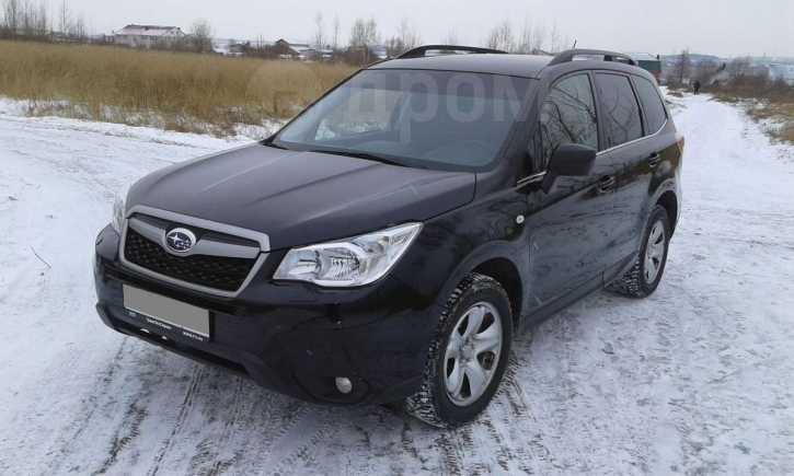 Subaru Forester, 2013 год, 968 000 руб.