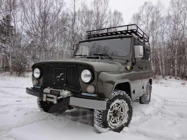 УАЗ 469, 2001 год, 590 000 руб.