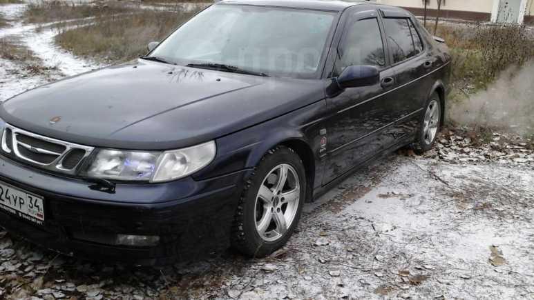 Saab 9-5, 1999 год, 300 000 руб.