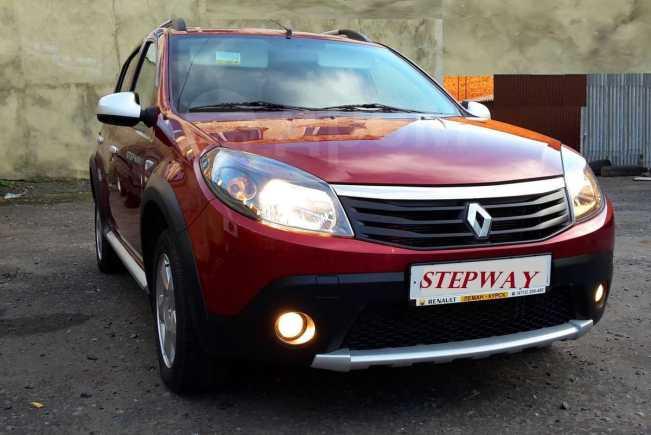 Renault Sandero Stepway, 2013 год, 470 000 руб.