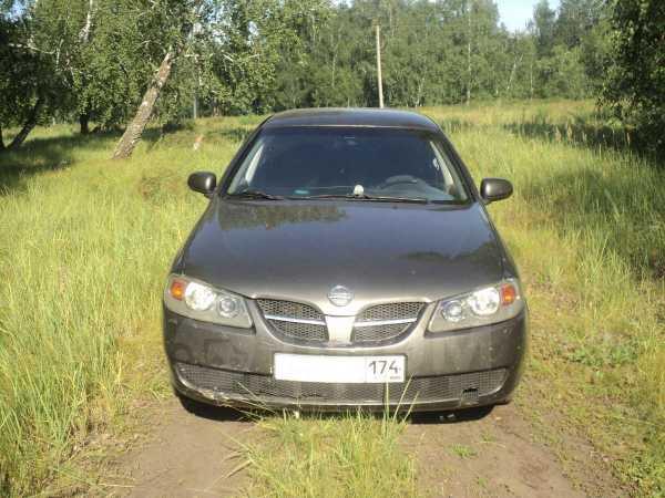 Nissan Almera, 2004 год, 215 000 руб.