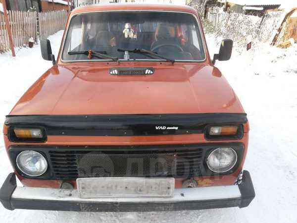 Лада 4x4 2121 Нива, 1982 год, 65 000 руб.