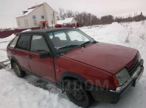 Лада 2109, 1992 год, 27 000 руб.