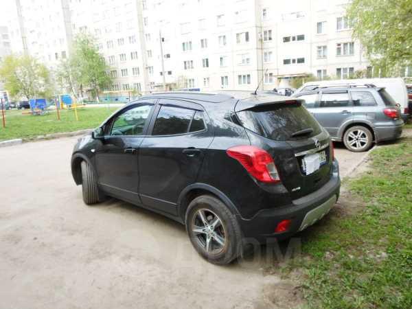 Opel Mokka, 2013 год, 670 000 руб.